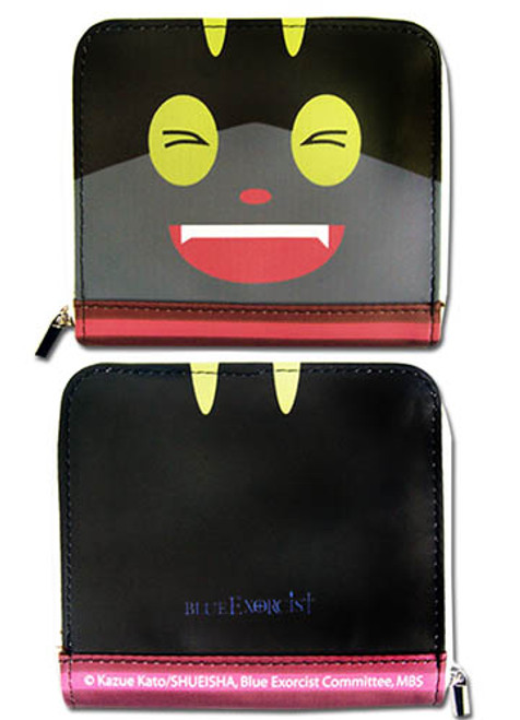 Blue Exorcist Kuro Coin Purse