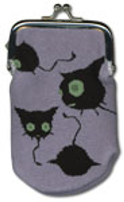 Blue Exorcist Coal Tar Sock Coin Purse