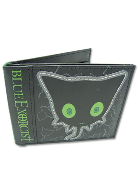 Blue Exorcist Coal Tar Bi-fold Wallet