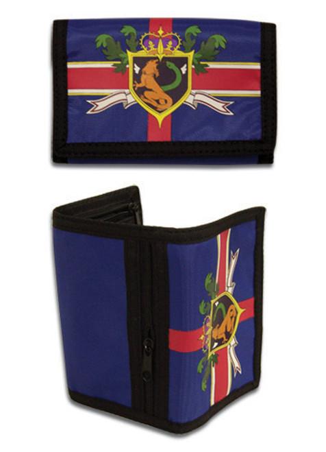 Code Geass - Britannian Symbol Velcro Wallet