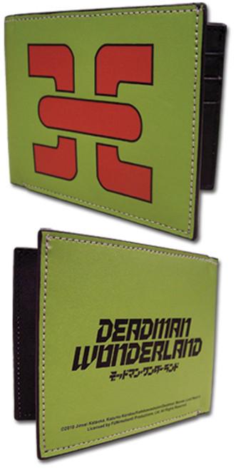 Deadman Wonderland - Logo Bi-fold Wallet