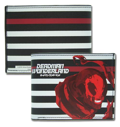 Deadman Wonderland - Red Man Bi-fold Wallet