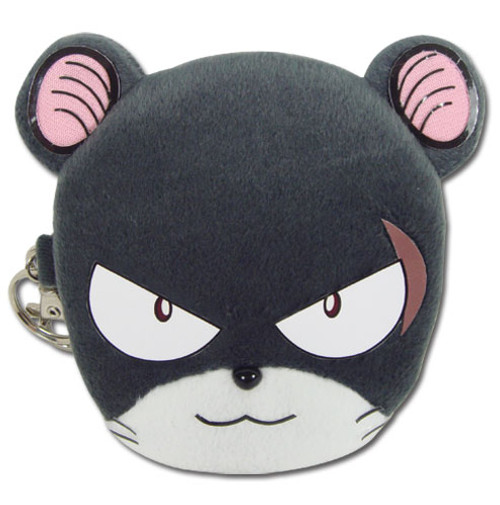 Fairy Tail Panther Lily's Face Coin Purse