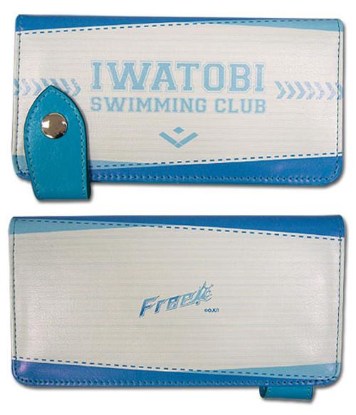 Free! Iwatobi's Swim Club Snap Wallet