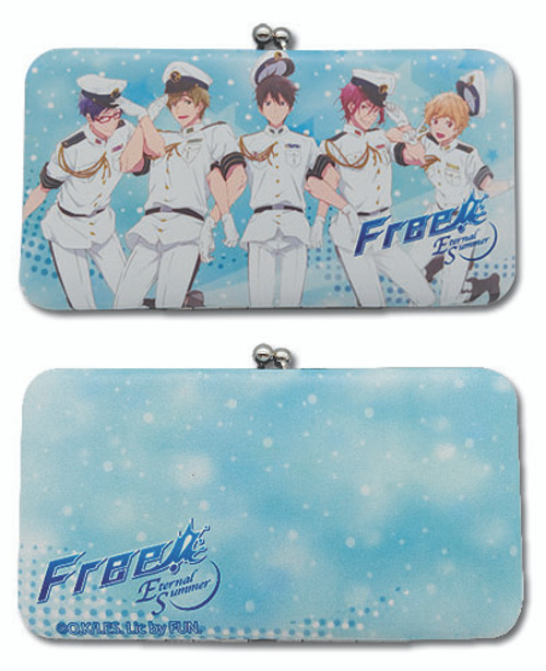 Free! Group In Sailor Uniforms Snap Wallet