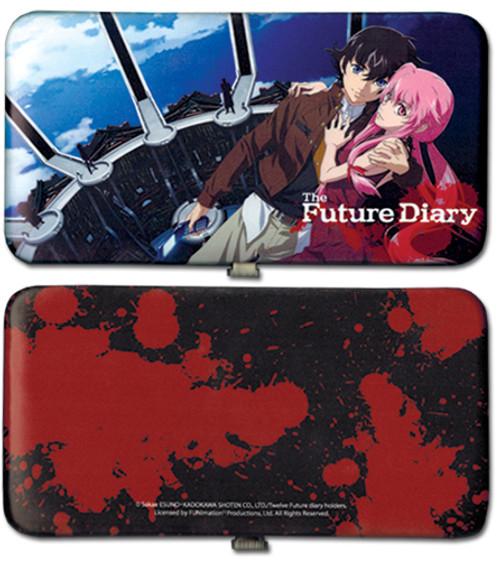 Future Diary Yuno, and Yukiteru Hinge Wallet