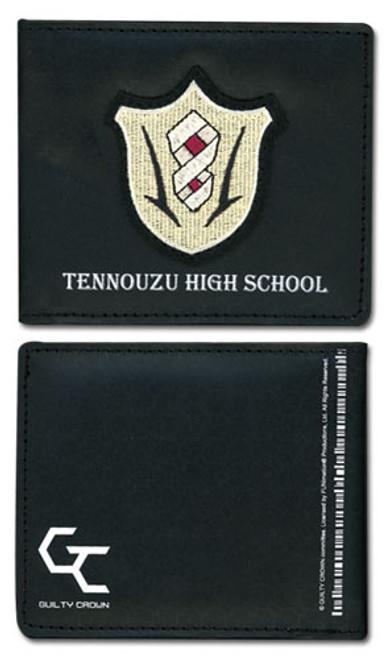 Guilty Crown Tennouzu High School Logo Bi-fold Waller