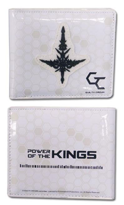 Guilty Crown Shu's Power of The King Logo Bi-fold Waller