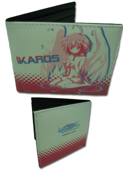 Heaven's Lost Property Ikaros Bi-fold Wallet
