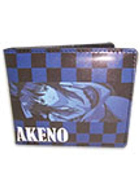 High School DxD Akeno Bi-fold Wallet