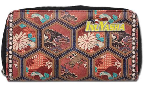 InuYasha Zipper Wallet