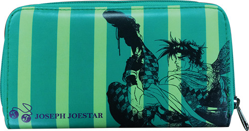 JoJo Joseph Zipper Wallet