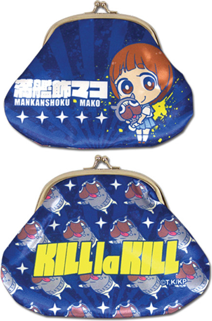 Kill La Kill Guts, and Mako Coin Purse
