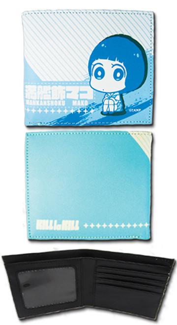 Kill La Kill Chibi Mako Bi-fold Wallet