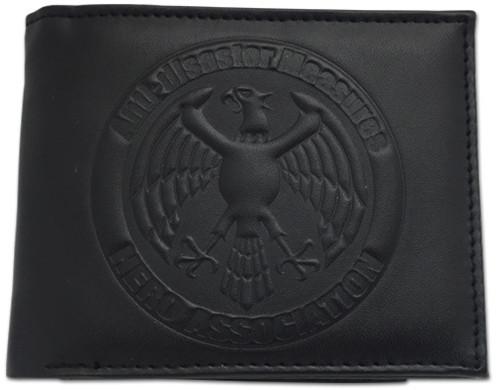 One Punch Man Hero Associatin Logo Bi-fold Wallet