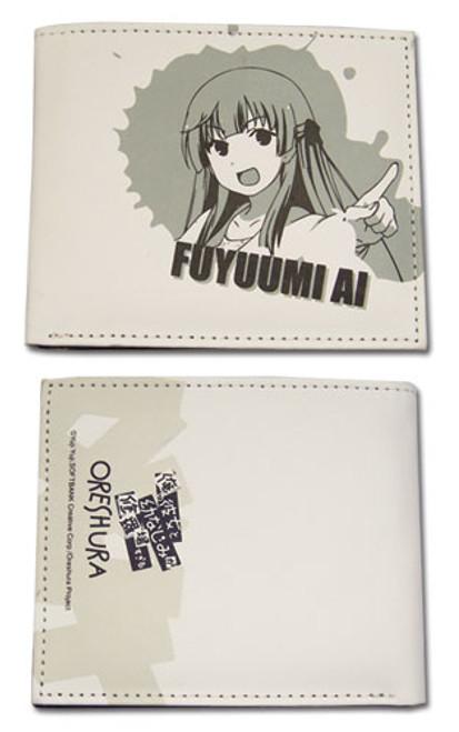Oreshura Ai Bi-fold Wallet