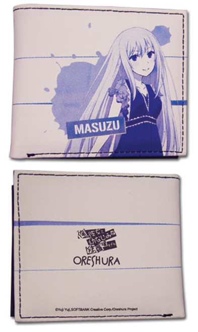 Oreshura Masuzu Bi-fold Wallet