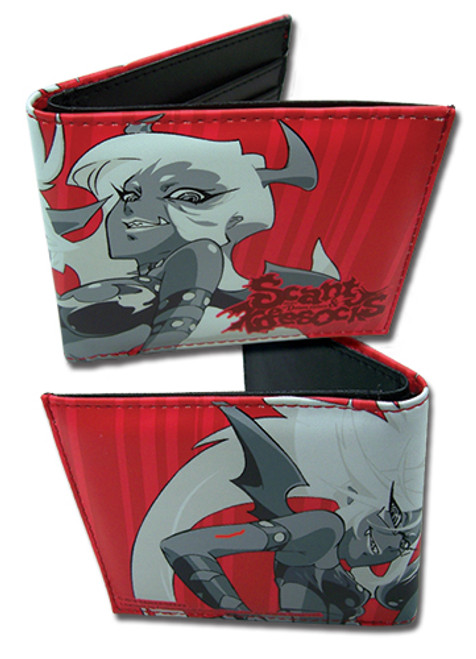 Panty and Stocking Kneesocks, and Scanty Bi-fold Wallet