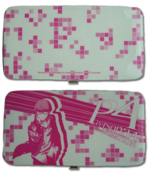 Persona 4 Pink Narukami Hinge Wallet