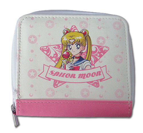 Sailor Moon - Sailor Moon Zipper Coin Purse