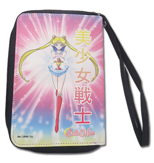 Sailor Moon -  Sailor Moon Zipper Wallet