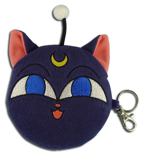 Sailor Moon Luna Smiling Coin Purse