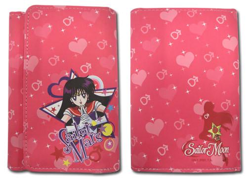 Sailor Moon Sailor Mars Tri-fold Wallet