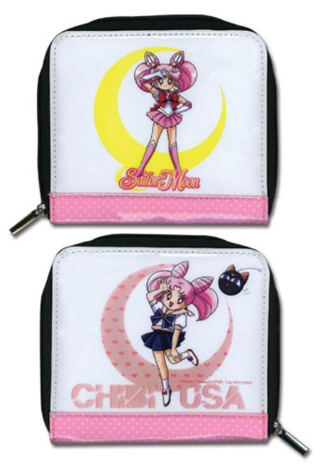 Sailor Moon Chibimoon Zipper Coin Purse