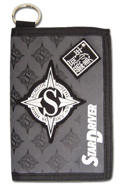 Star Driver Southern Cross High Symbol Velcro Wallet