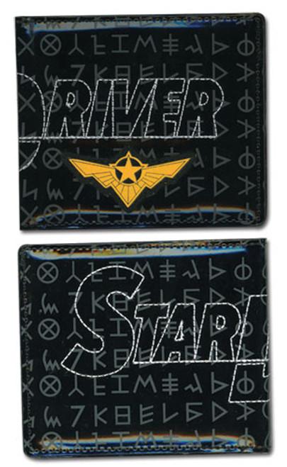 Star Driver Black Bi-fold Wallet