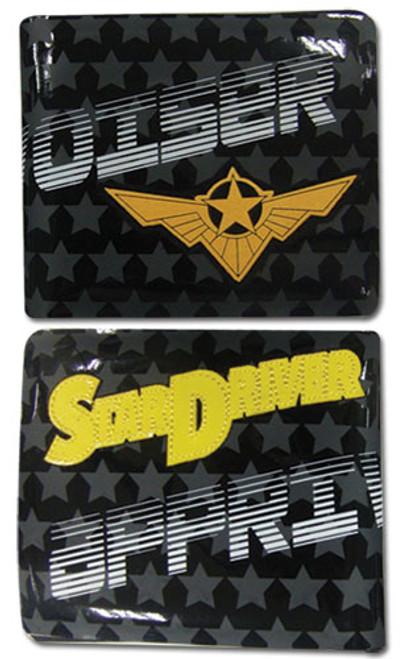 Star Driver - Star Driver Logo Bi-fold Wallet