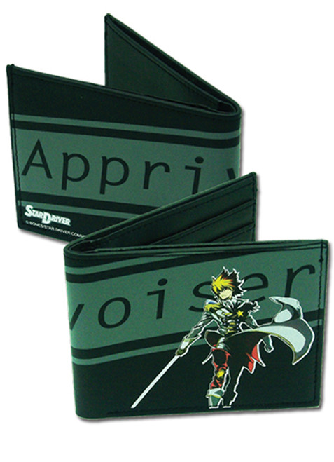 Star Driver Takuto Bi-fold Wallet