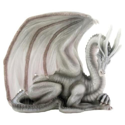 White Wise Dragon