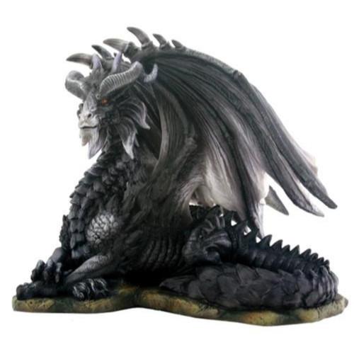 Dark Wise Old Dragon