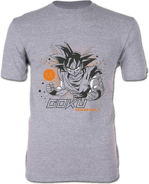 Dragon Ball Z - Goku With The 4 Star Dragon Ball T-Shirt