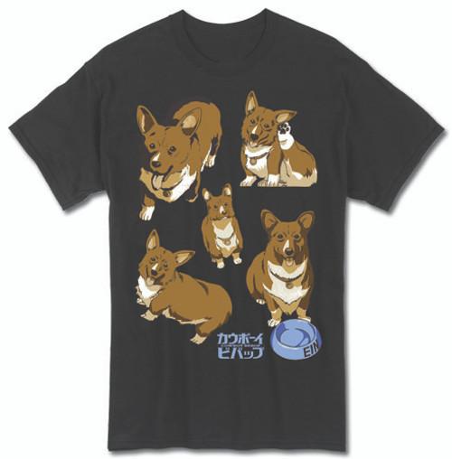 Cowboy Bebop - Ein The Corgi T-Shirt