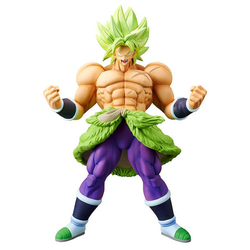 Dragon Ball Super Saiyan Browl At His Full Power Banpresto / Little Buddy Figurine