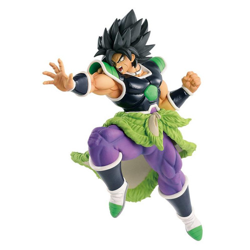 Dragon Ball Broly Throwing A Punch Banpresto / Little Buddy Figurine