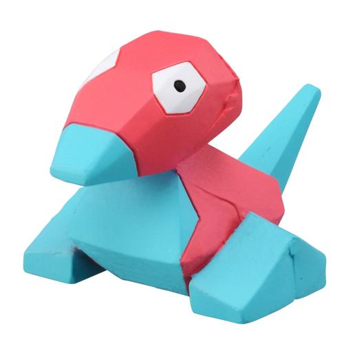 Pokemon Porygon Takaratomy Figurine