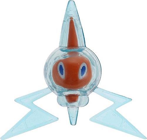 Pokemon Rotom Ready To Prank Takaratomy Figurine