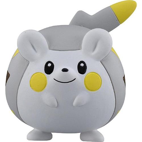 Pokemon Togedemaru Smiling Takaratomy Figurine