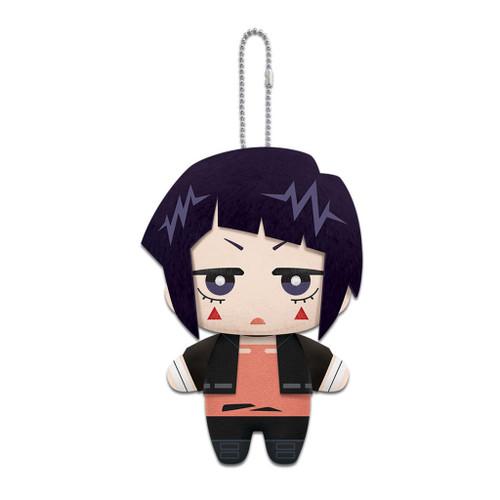 My Hero Academia Chibi Earphone Jack (Kyoka Jiro) Dangler Plushie