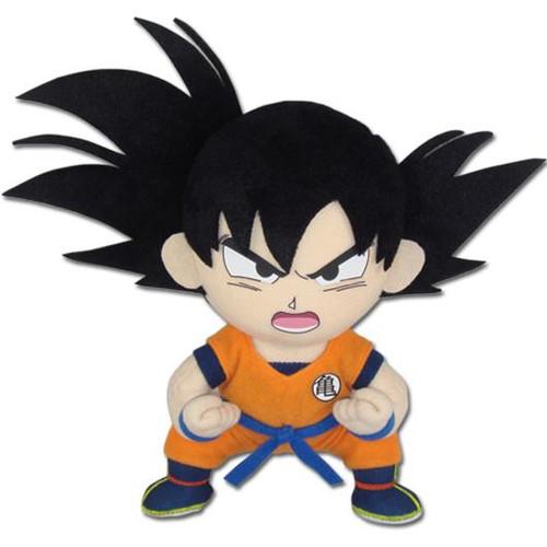 Dragon Ball Goku Kaioken Bent Stance Plushie