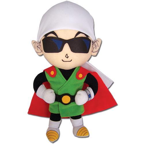 Dragon Ball Great Saiyaman Standing Fists On Hips Plushie
