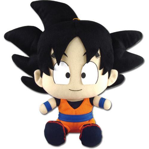 Dragon Ball Goku Sitting Plushie