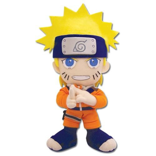 Naruto Naruto In His Blue Headband Plushie