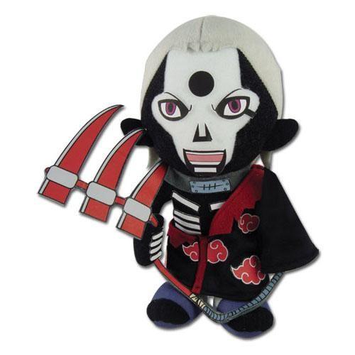 Naruto Hidan With Weapon Plushie