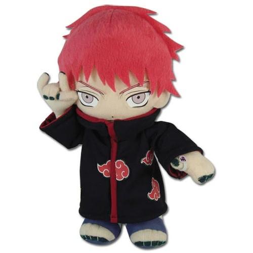 Naruto Sasori Arms Posed For An Attack Plushie