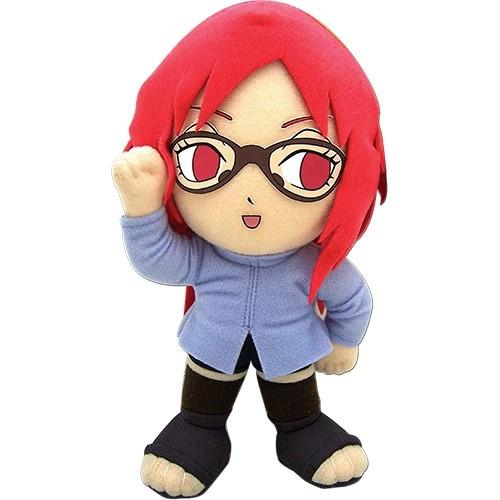 Naruto Karin Hand On Glasses Plushie