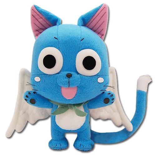 Fairy Tail Happy With Wings Plushie